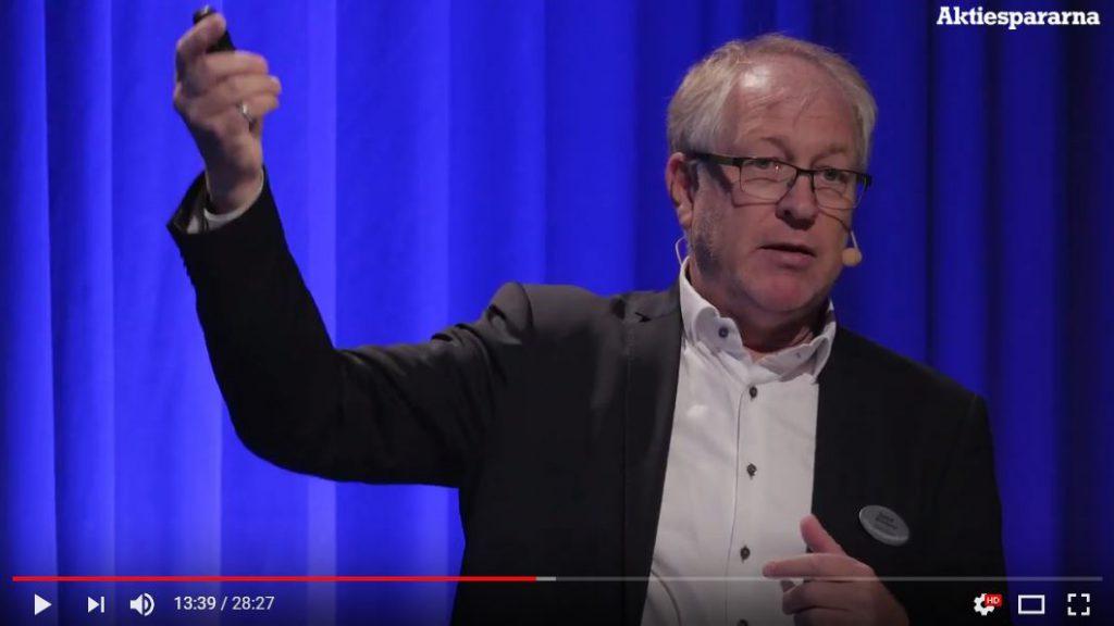 Presentation från Aktiedagarna Göteborg 2017